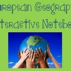 This interactive notebook is a great resource that contains an outline for European Geography with handouts on each activity and PowerPoints to hel...