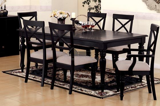 delectable country dining room table set dining table