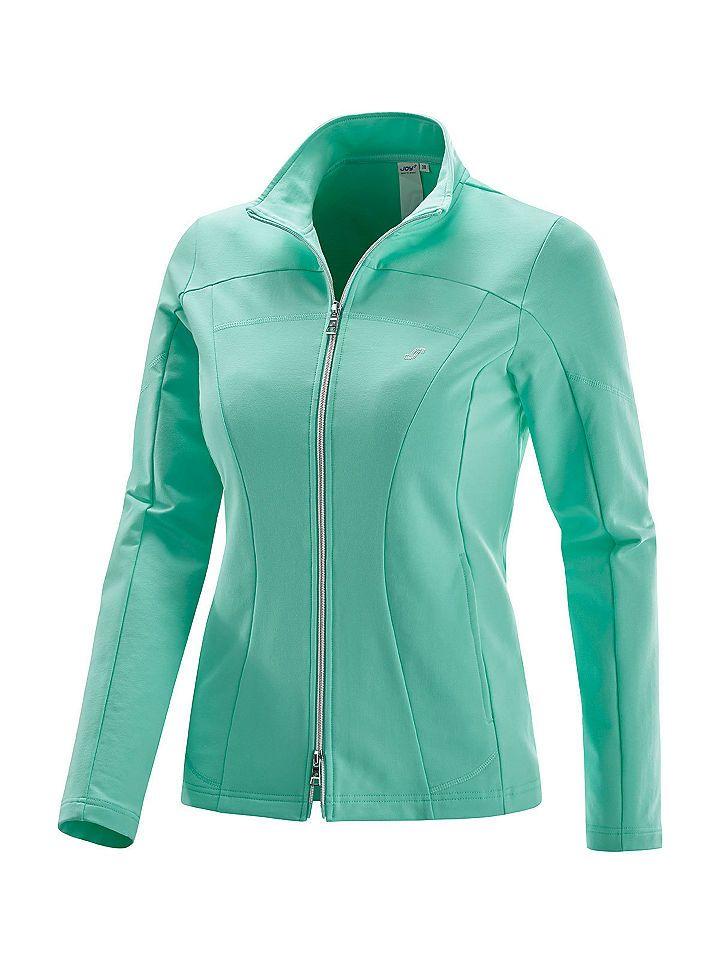Joy Sportswear Trainingsjacke »DAMARIS« Jetzt bestellen unter: https://mode.ladendirekt.de/damen/bekleidung/jacken/trainingsjacken/?uid=9ead994e-ee27-5115-b035-e5fa6790158e&utm_source=pinterest&utm_medium=pin&utm_campaign=boards #trainingsjacken #bekleidung #jacken Bild Quelle: baur.de