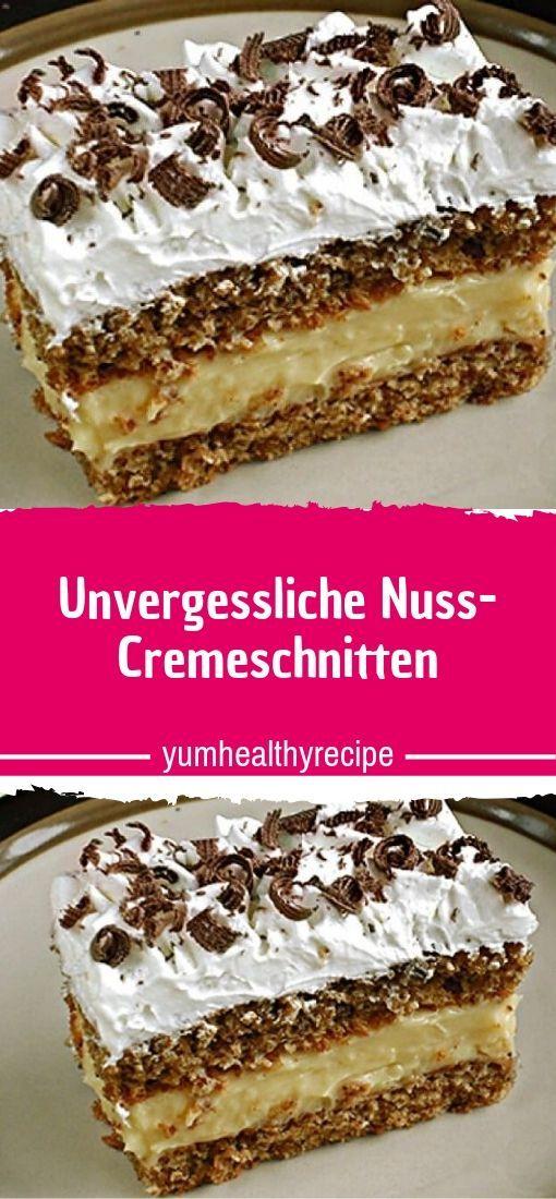 Zutaten Für den Teig: 80 g Zucker 100 g Nüsse, gemahlen 100 g Butterkekse oder …  – Kuchen