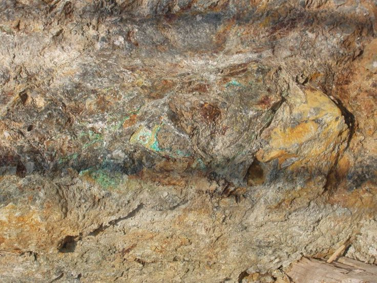 Mineralizzazioni di rame ovunque! #invasionidigitali al Mucast sabato 25 aprile