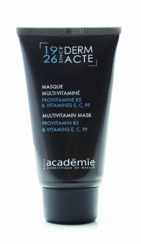 Academie Derm Acte MultiVitamin Mask by Academie Scientifique. $66.00. Academie Derm Acte MultiVitamin Mask