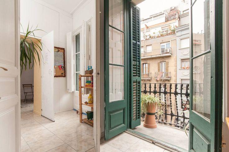 CHAMBRE INDEPENDANT AVEC BALCON - Appartements à louer à Barcelone