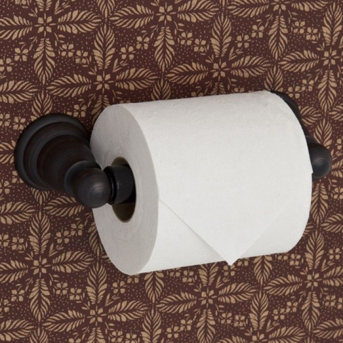 Country Toilet Paper Holder