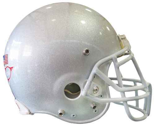 Ohio State Game Used Helmet received by Tokens & Icons