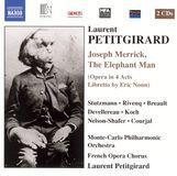 Laurent Petitgirard: Joseph Merrick, The Elephant Man [CD]