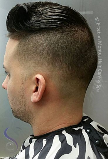 #Fade #Haircut #Estilo