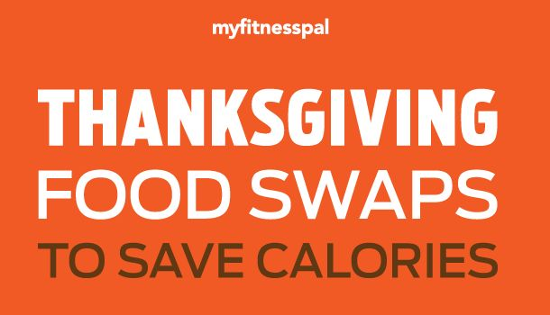 9 Thanksgiving Food Swaps to Save Calories
