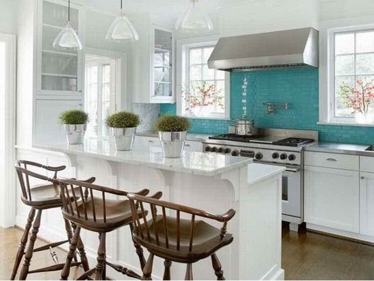 Find Another Beautiful Images 20 Amazing Turquoise Kitchen Design Ideas  Homes By Homes At Http: