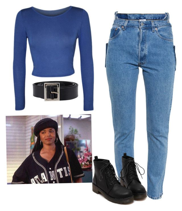 """Poetic Justice Halloween costume"" by princesswavy ❤ liked on Polyvore featuring WearAll, Vetements, Dolce&Gabbana, women's clothing, women, female, woman, misses and juniors"