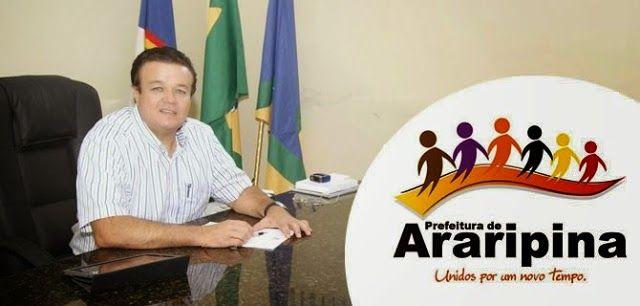 Blog Paulo Benjeri Notícias: Nota do Prefeito de Araripina Alexandre Arraes em ...