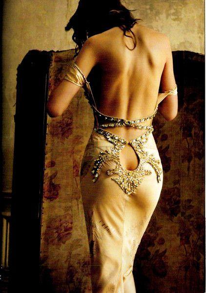 : Dresses Wedding, Wedding Dressses, Backless Dresses, Evening Gowns, Beautiful, The Dresses, Open Back, Stunning Dresses, Back Details