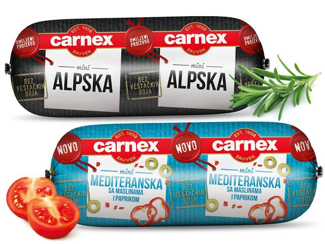 Carnex on Packaging of the World - Creative Package Design Gallery