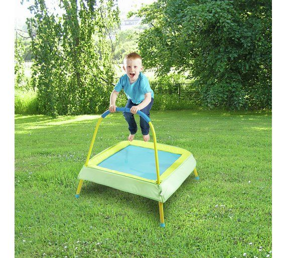 Buy Chad Valley Kid's Junior Indoor Trampoline at Argos.co.uk, visit Argos.co.uk to shop online for Trampolines and enclosures, Trampolines and accessories, Outdoor toys, Toys