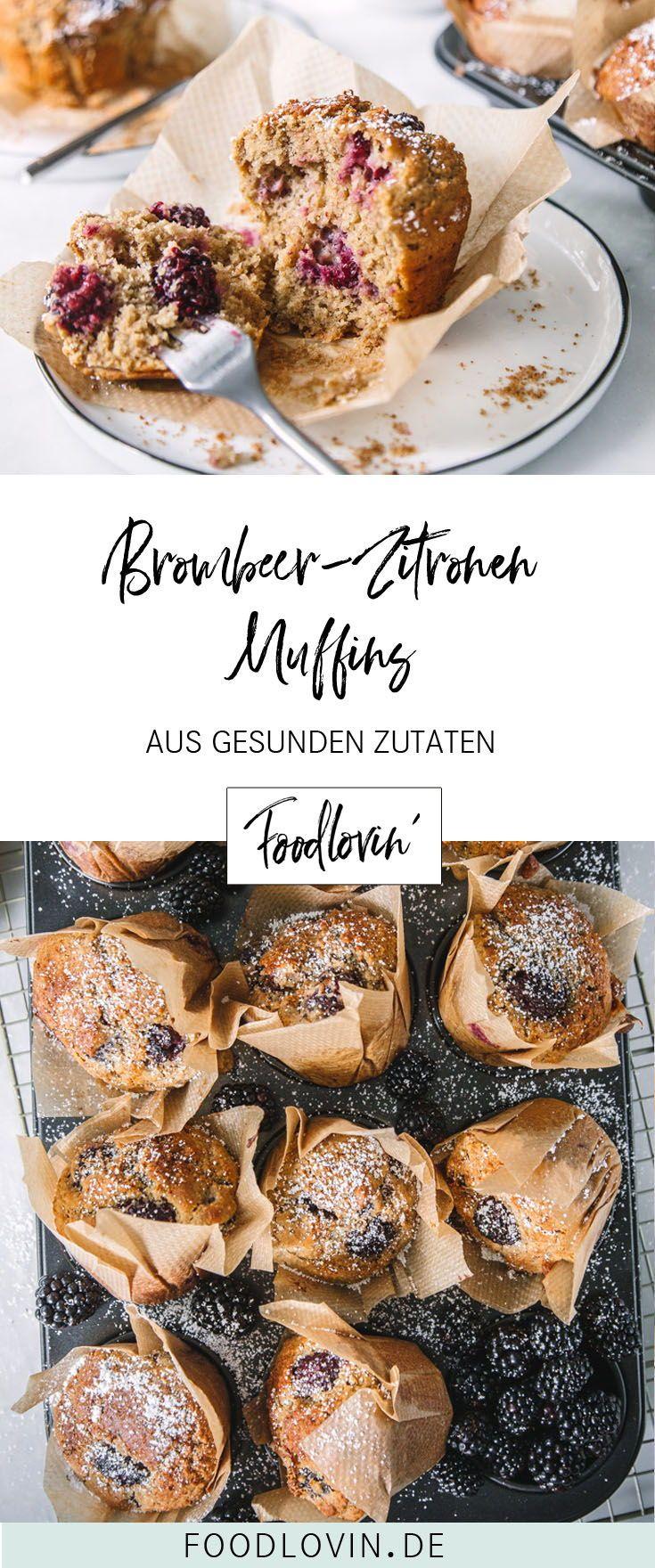 Fluffige zitronenmuffins rezept