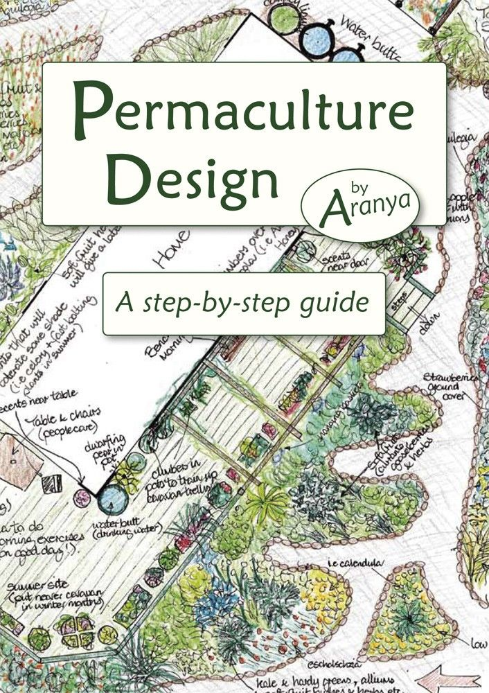 Permaculture Design - step by step, by Aranya