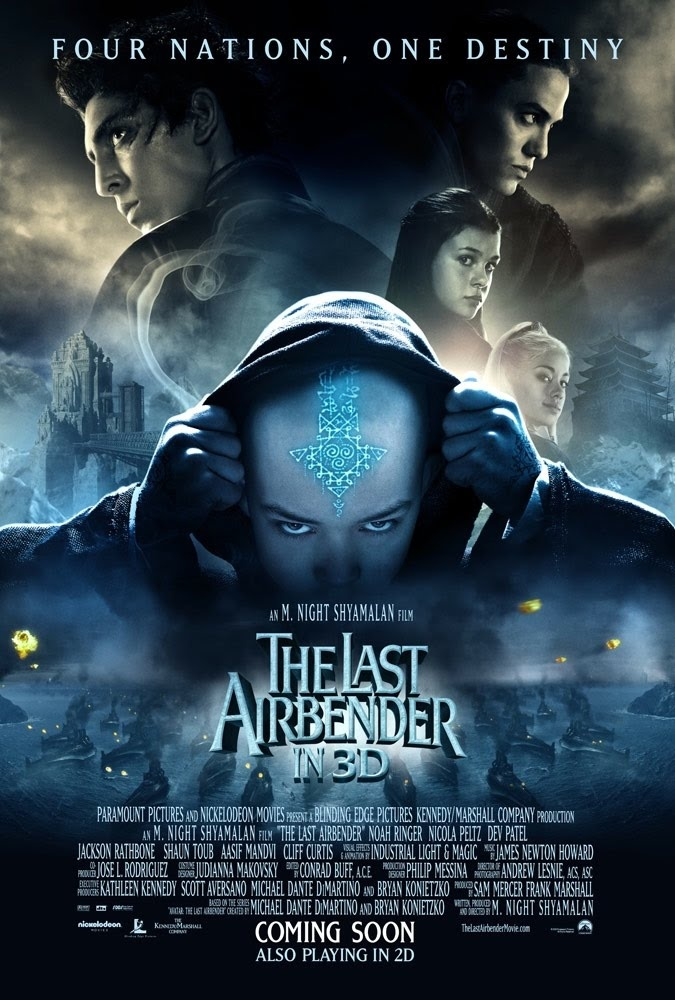 Day 18 - Movie That Disappointed You The Most - The Last Airbender [2010]