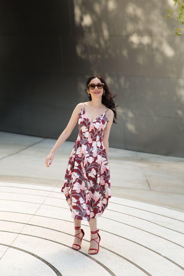 Keepsake The Label Floral Dress