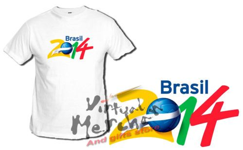 Camiseta SELECCION ESPAÑOLA tshirt t-shirt xxl futbol brasil 2014 mundial españa | eBay