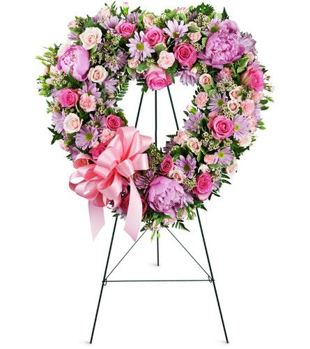 Check out this #beautiful #floral arrangement: With Open Hearts™!