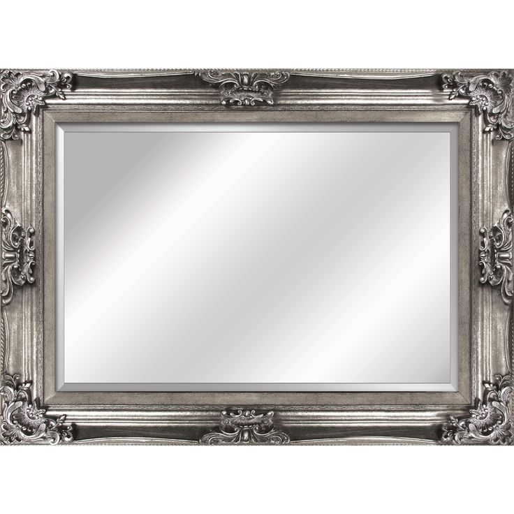 Yosemite Home Decor Features An Antique Wood Resin Framed Mirror With Intricate Detailing Giving This
