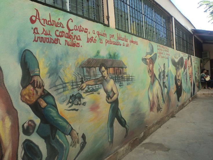 1000 images about murals nicaragua on pinterest world for Mural nicaraguense