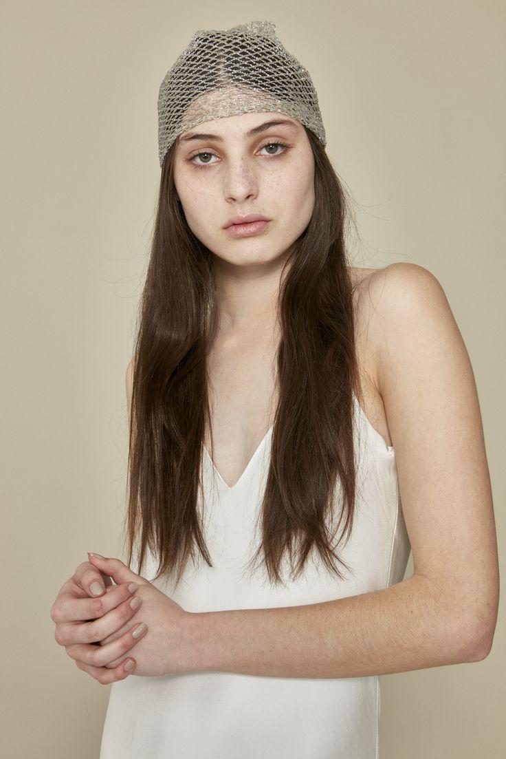 Juliette dress/Crystal Beanie