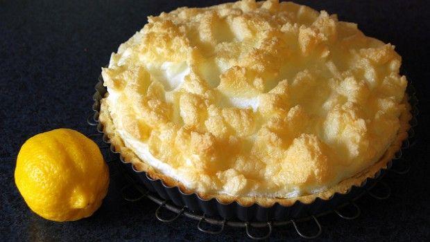 La ricetta della torta al limone senza burro