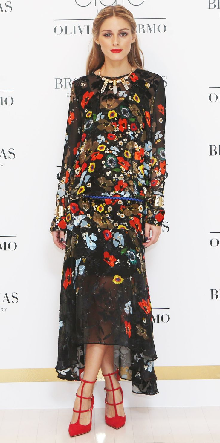 Olivia Palermo's Best Looks Ever - September 10, 2015 from InStyle.com
