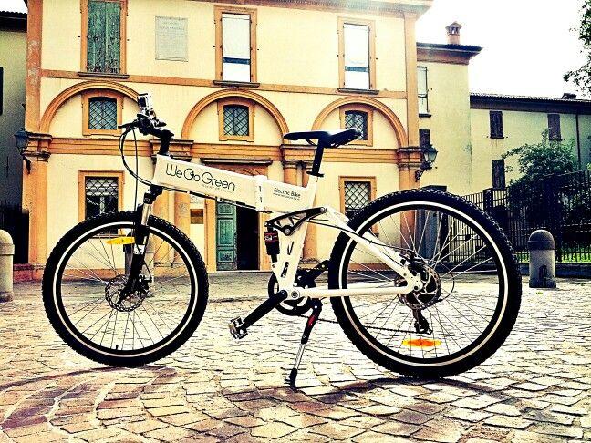 In bici a casa Carducci
