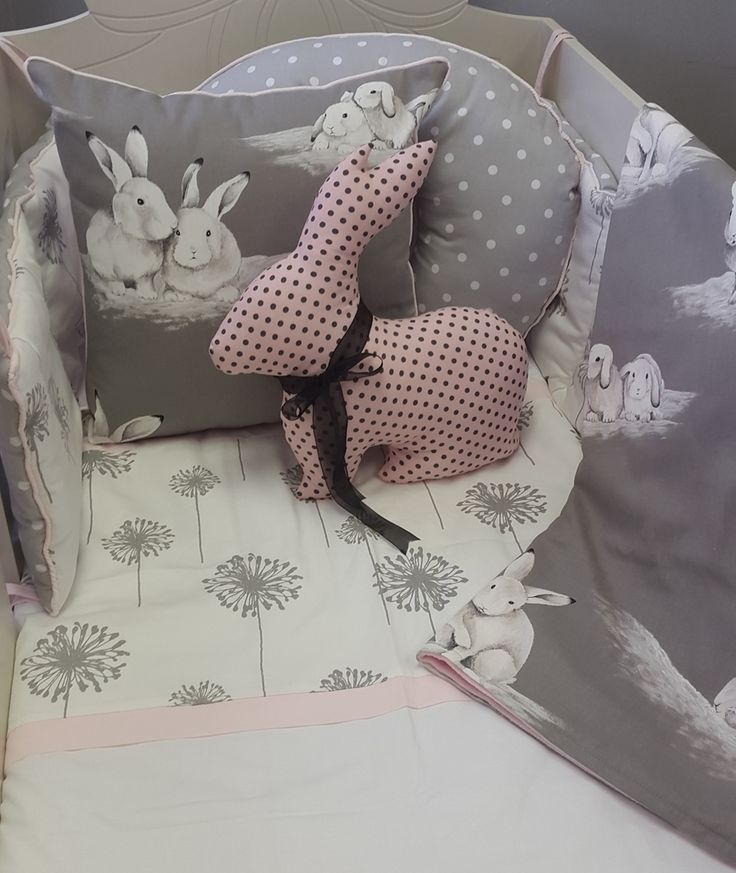 Bashful Bunny with Grey Dandelion