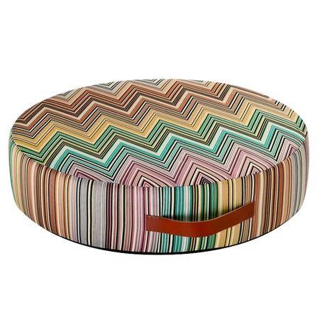 {Kew Floor Cushion} by Missoni Home