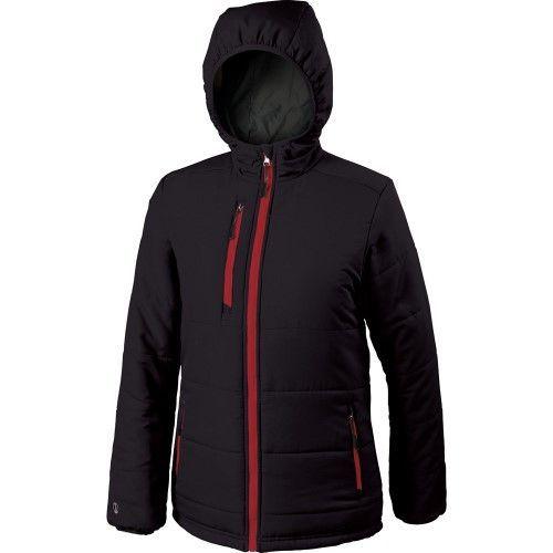 Holloway Sportswear Damen Tropo Hooded Steppjacke. 229339