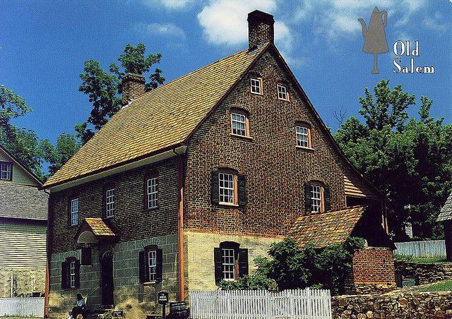 Breads At Old Salem 16