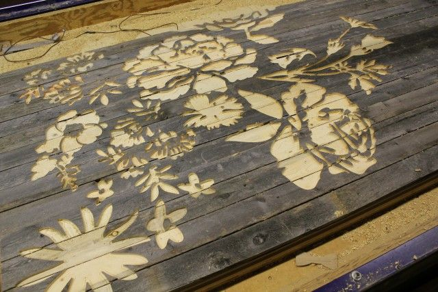 the things you can do with a CNC router!