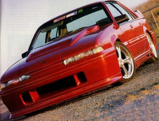 VL Commodore, one of the best looking cars around