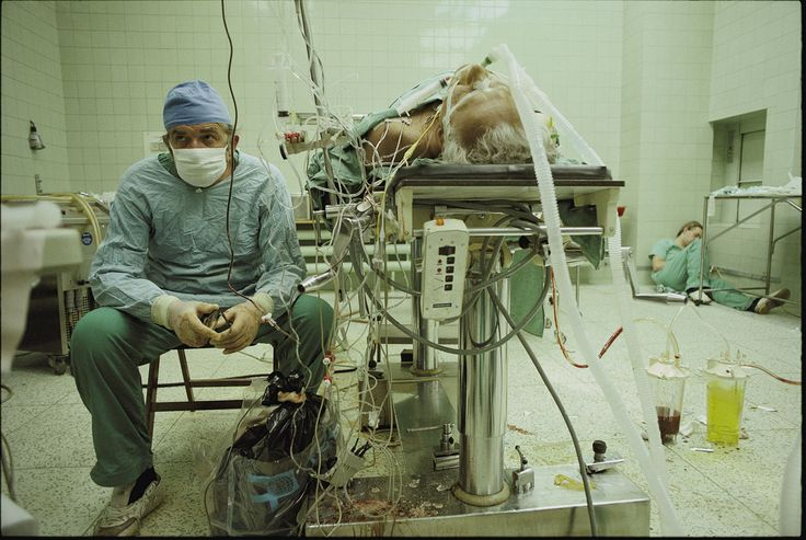 The First Heart Transplant in Poland  - Esquire.com