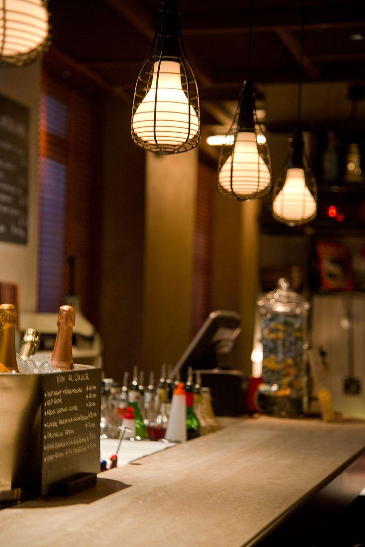 Oltre 25 fantastiche idee su illuminazione ristorante su for On off illuminazione milano