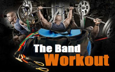 Try this 4 week Band Only workout and get an understanding of How effective the Bands are.