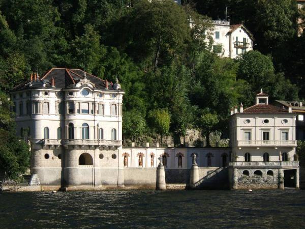 Villa Usuelli | Blevio #lakecomoville