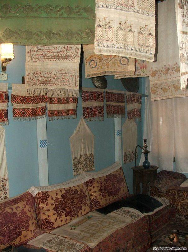 Crimean tatar room
