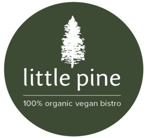 LittlePine_ | VEGAN ORGANIC |  2870 rowena avenue silver lake, california 90039  reservations and contact: 323.741.8148  monday – friday:  5 p.m. – 10:30 p.m. dinner saturday & sunday:  10 a.m. – 3 p.m. brunch 3 p.m. – 5 p.m. pastries, tea, coffee 5 p.m. – 10:30 p.m. dinner