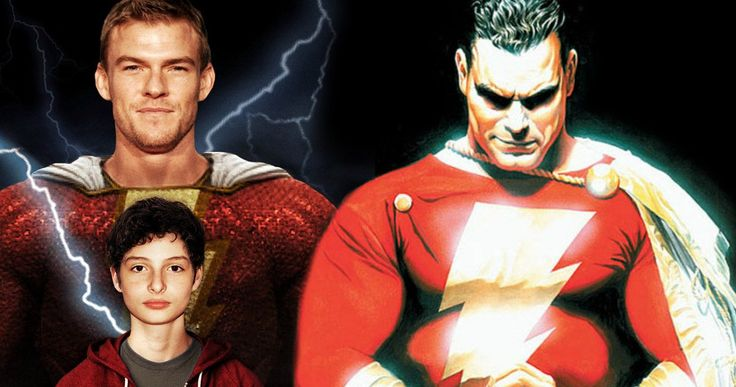 Shazam Is Heading to Canada for Early 2018 Shoot -- A new production listing reveals that Warner Bros.' highly-anticipated Shazam will start filming in Ontario, Canada early next year. -- http://movieweb.com/shazam-movie-production-start-date-canada-february-2018/