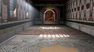"""Domus dei Tappeti di Pietra e Cripta Rasponi aperte nei weekend di gennaio e febbraio fino al 5 marzo 2017 Eventi a Ravenna """"Aperture straordinarie tra mosaici bizantini e giardini """"d'inverno"""""""