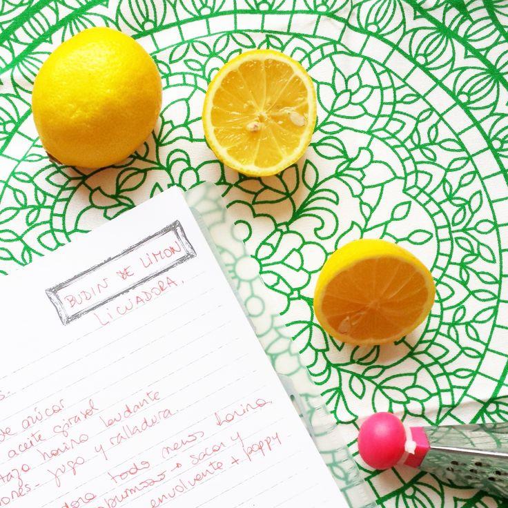 Receta: Budín de limón en licuadora!!! (Mi versión sin gluten)