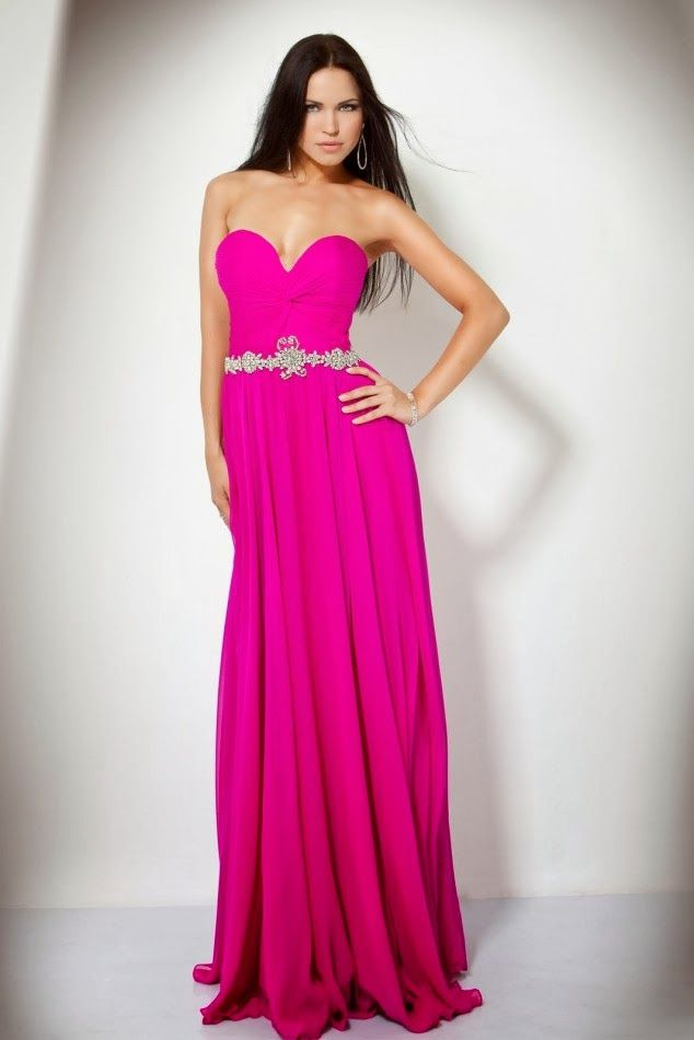 back gt gallery for gt cute pink prom dresses 2013