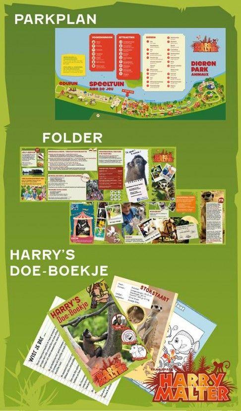 familiepark Harry Malter  * Geschikt vanaf: ongeveer 2jaar (voor de attracties) * Kostprijs: 12,5€