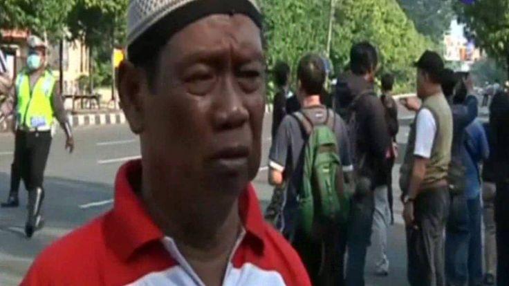 Kesaksian Saksi Mata Soal Ledakan Solo di Mapolresta Surakarta