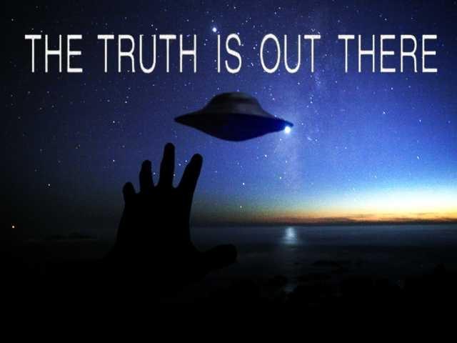 X-Files: The Truth is ...X Files The Truth Is Out There Wallpaper