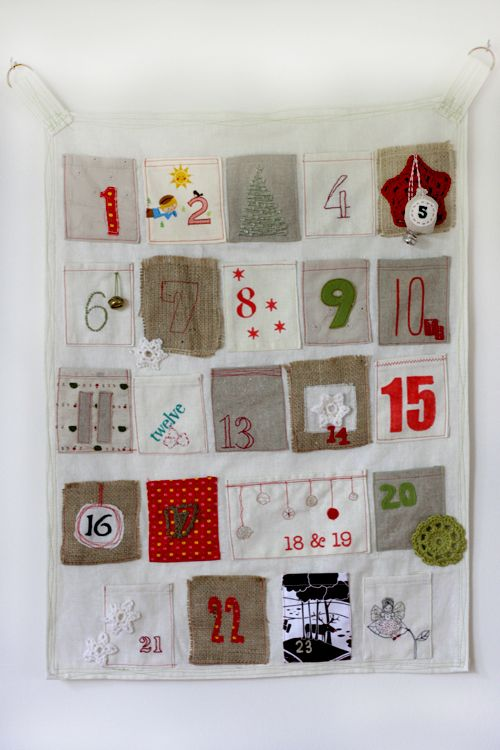 Makes me want to have an Advent calendar